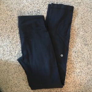 Lululemon ltd edition skinny leg pant